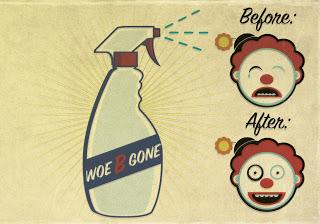 woebegone